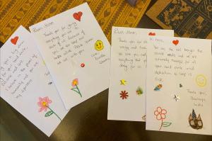 Dear Heroes Letters