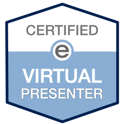 Certified Virtual Presenter