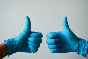 thumbs up mental health