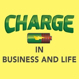 Charge in Business and Life Podcast with Sarah McVanel