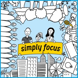 Sarah McVanel Simply Focus podcast