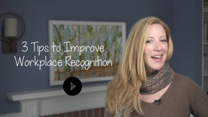 improve recognition with Sarah McVanel