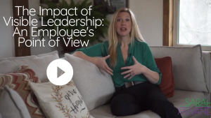 thrive with visible leadership with Sarah McVanel