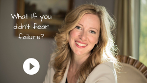 thrive don't fear failure with Sarah McVanel