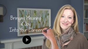 bring joy into your career with Sarah McVanel