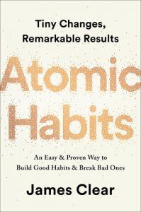 reading list - Atomic Habits