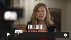 leadership snippet failure makes us human