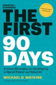 reading list The First 90 Days
