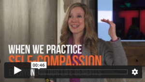 leadership snippet practice self-compassion