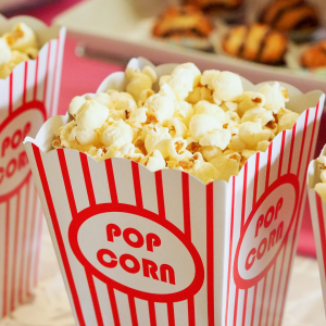 leadership clips to snack on with popcorn