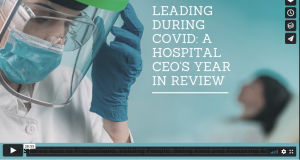 Healthcare Thank You Interview with Healthcare Leader
