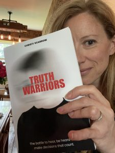 sarah mcvanel recommendations of Truth Warriors from her Summer Reading List