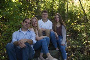 Sarah's family photo to teach